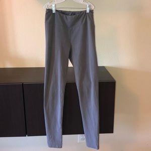 Synergy Organic Clothing Grey Leggings